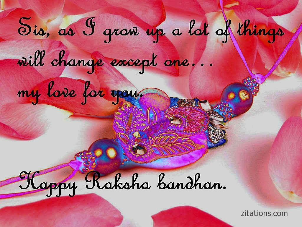 Awesome Raksha Bandhan Quotes