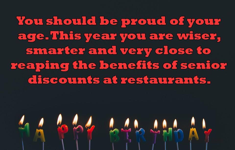 Funny Birthday Quotes 1