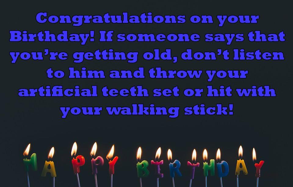 Funny Birthday Quotes 10