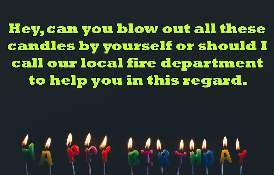 Funny Birthday Quotes 5