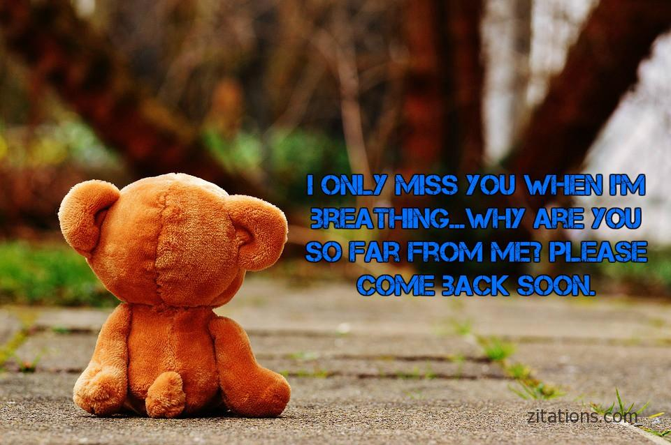 Miss You Quotes for Her - 8