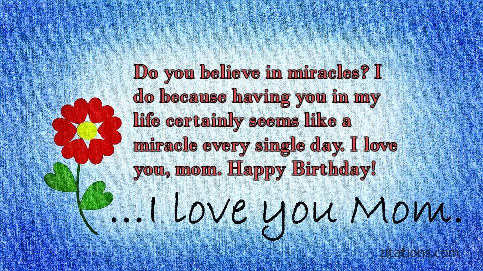 Birthday Quotes for Mom - 10