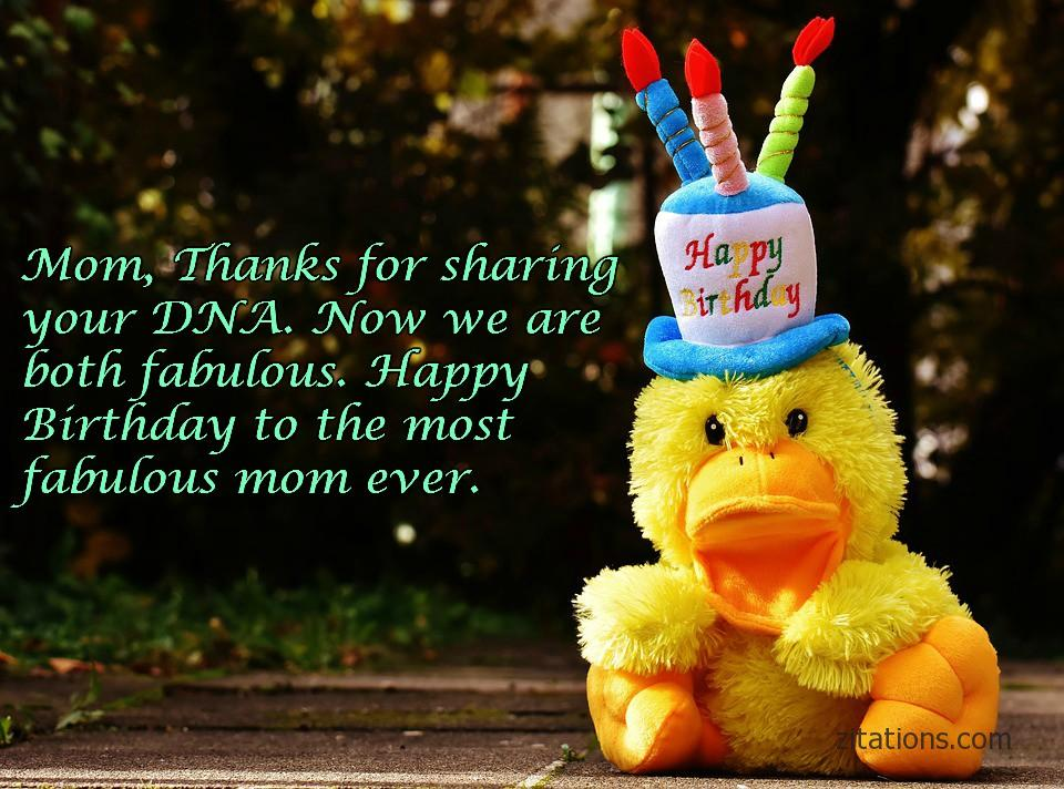 Happy Birthday Mom - Funny Messages 6