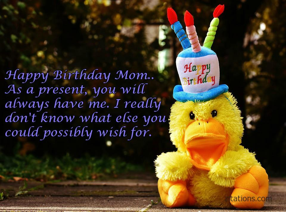Happy Birthday Mom - Funny Messages 9