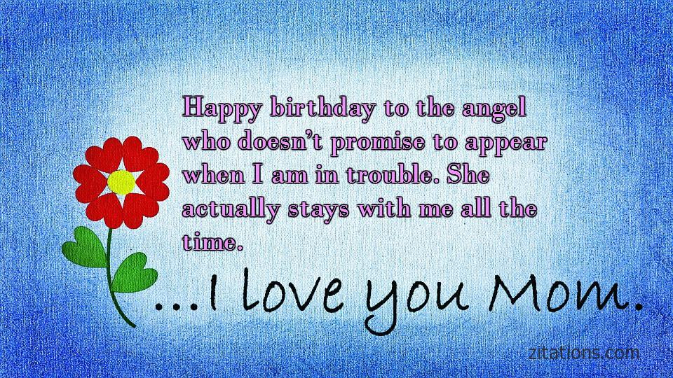 Birthday Quotes for Mom - 9