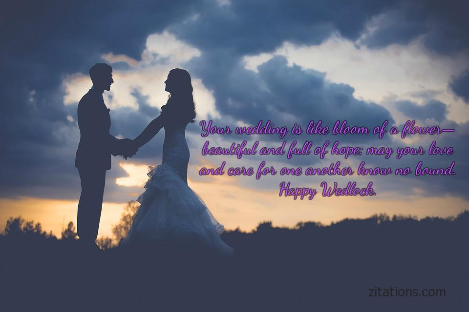 cute wedding wishes 11