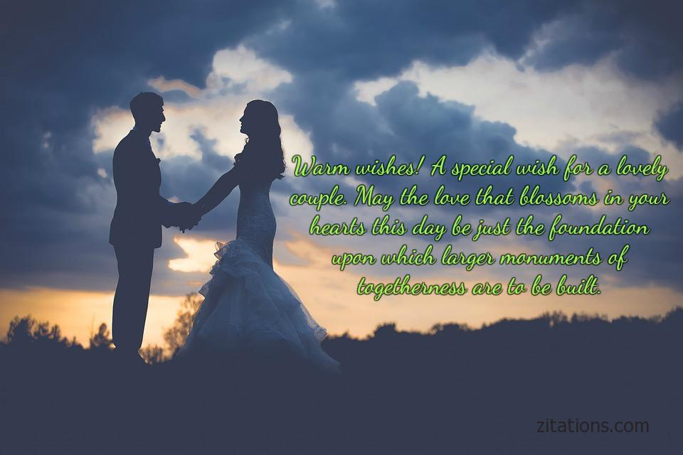 cute wedding wishes - 5