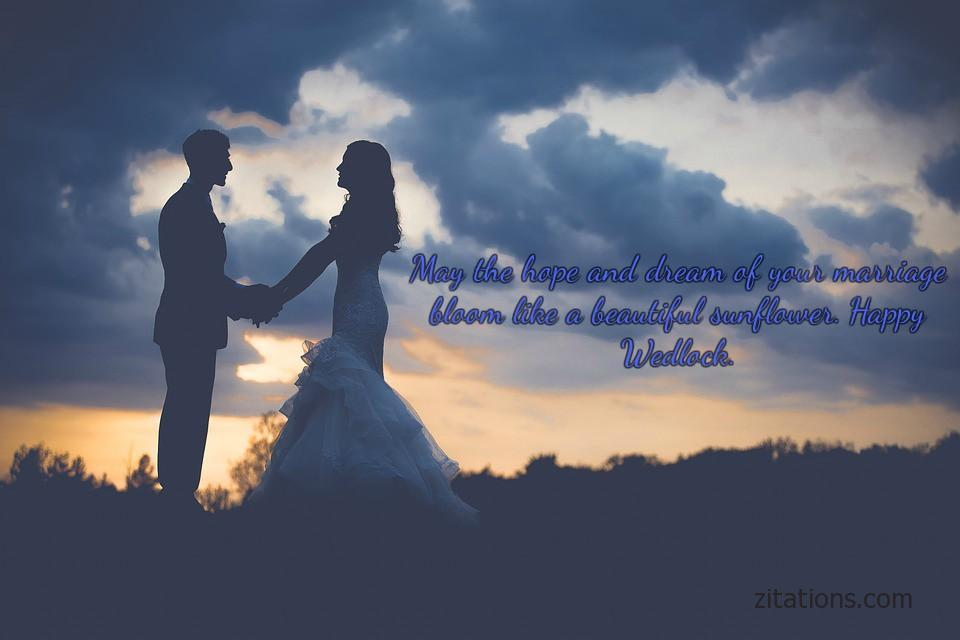 cute wedding wishes - 10