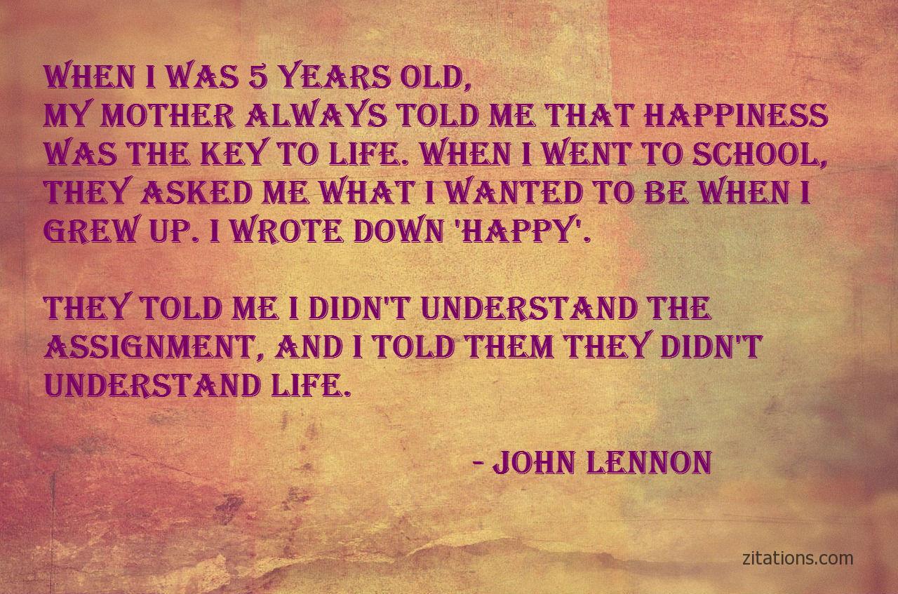 -John Lennon - Badass Quotes 5