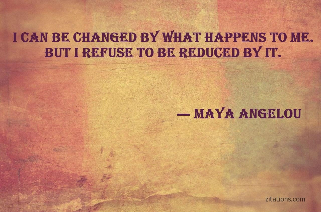 Maya Angelou - Badass Quotes 8