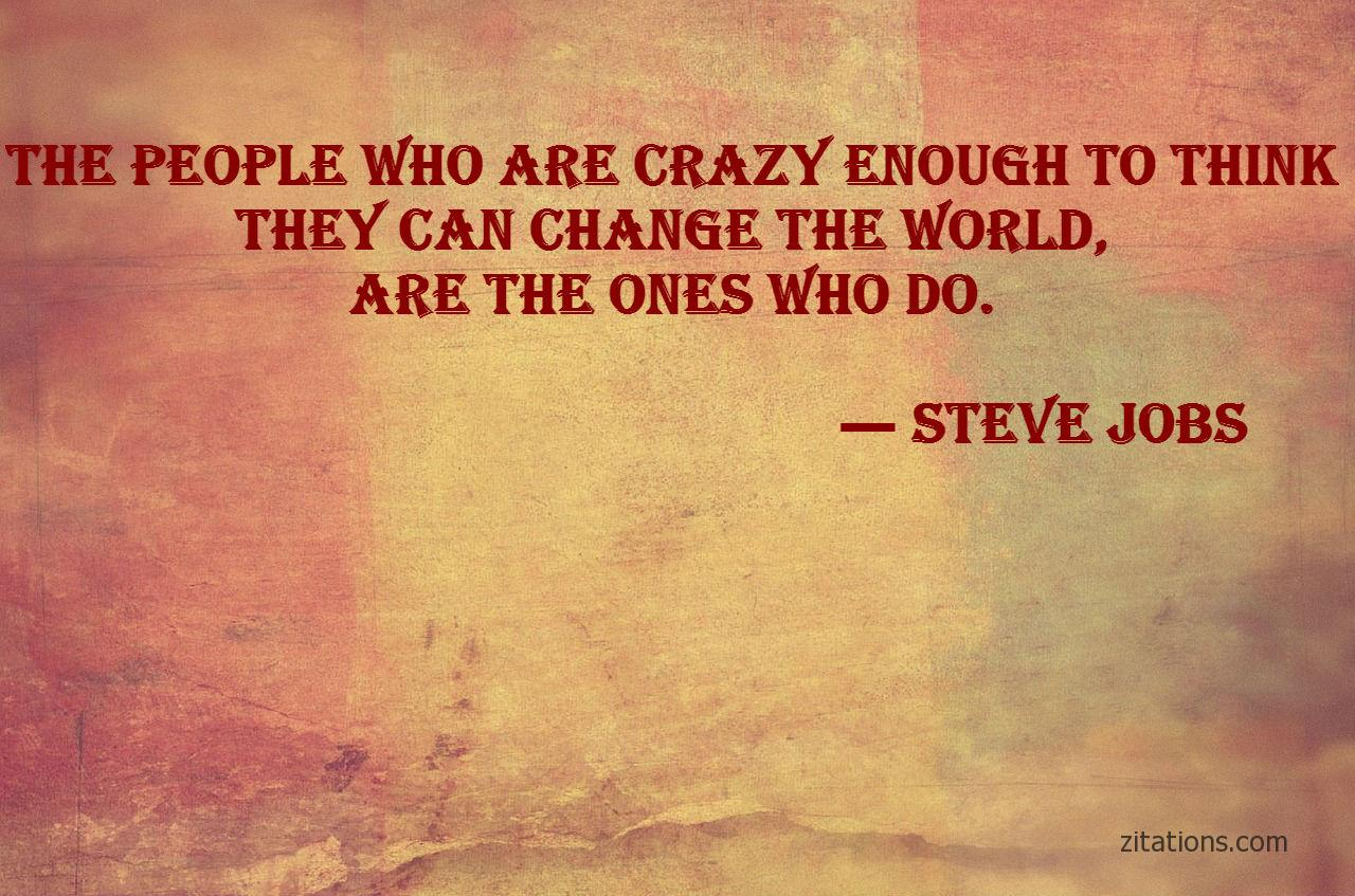 Steve Jobs - Badass Quotes 10