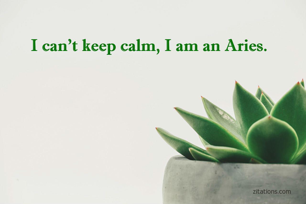 aries quotes - 1