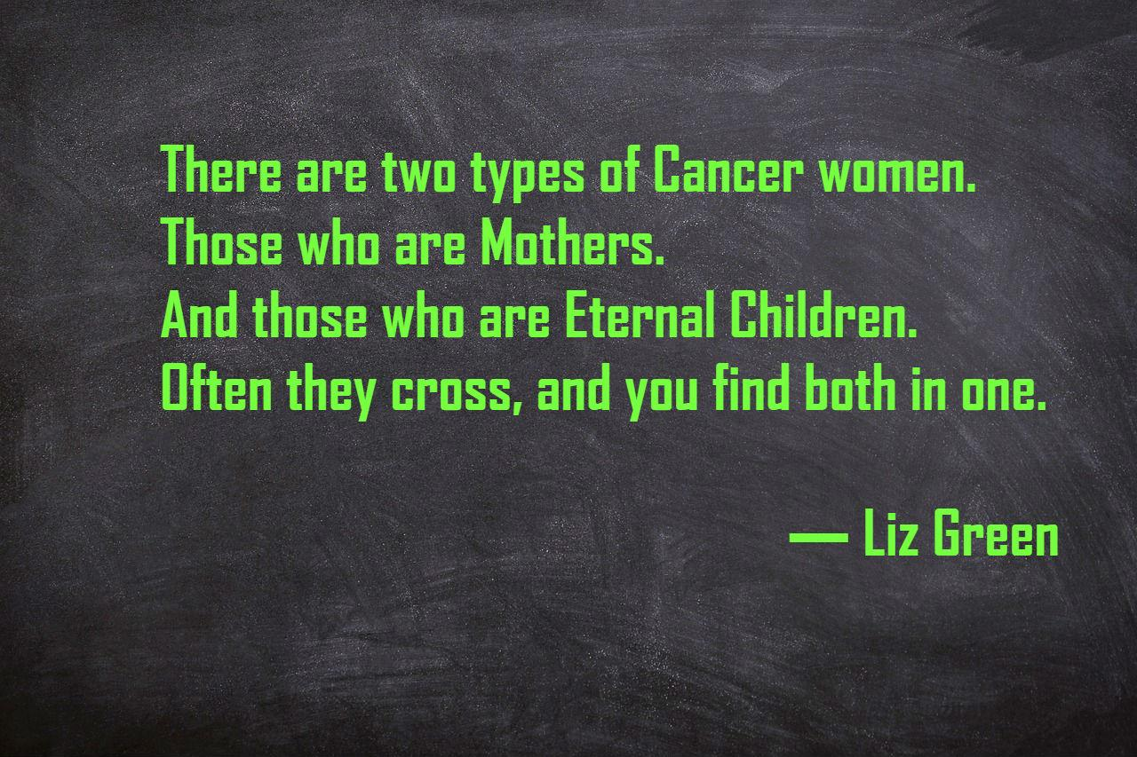 cancer female quotes - 7
