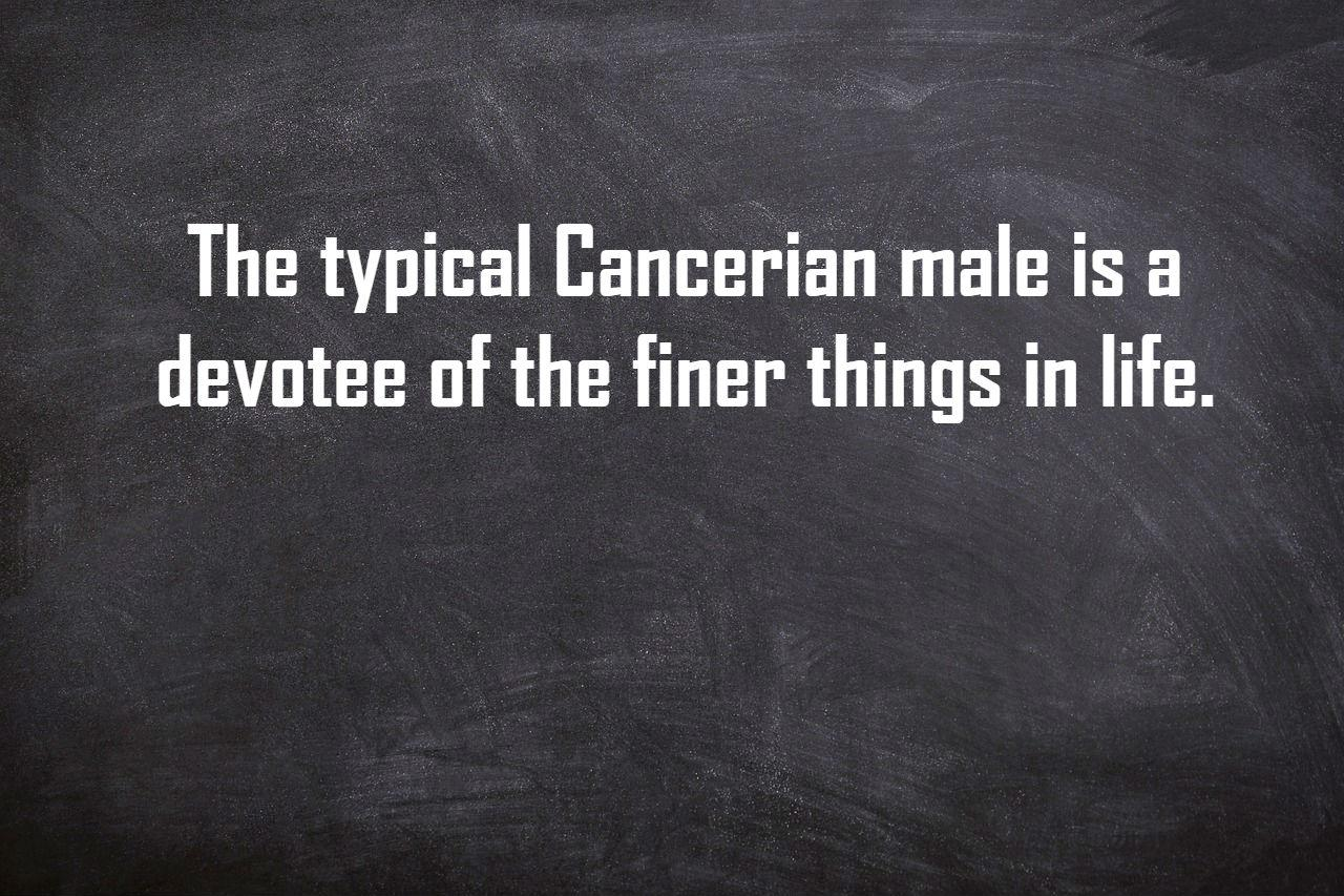 cancer male quotes - 7