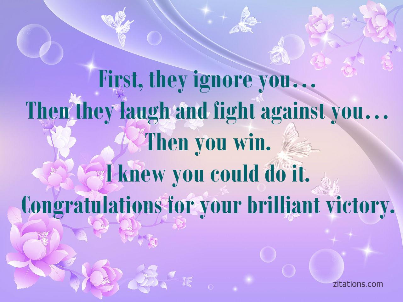 congratulations quotes on achievement - 4