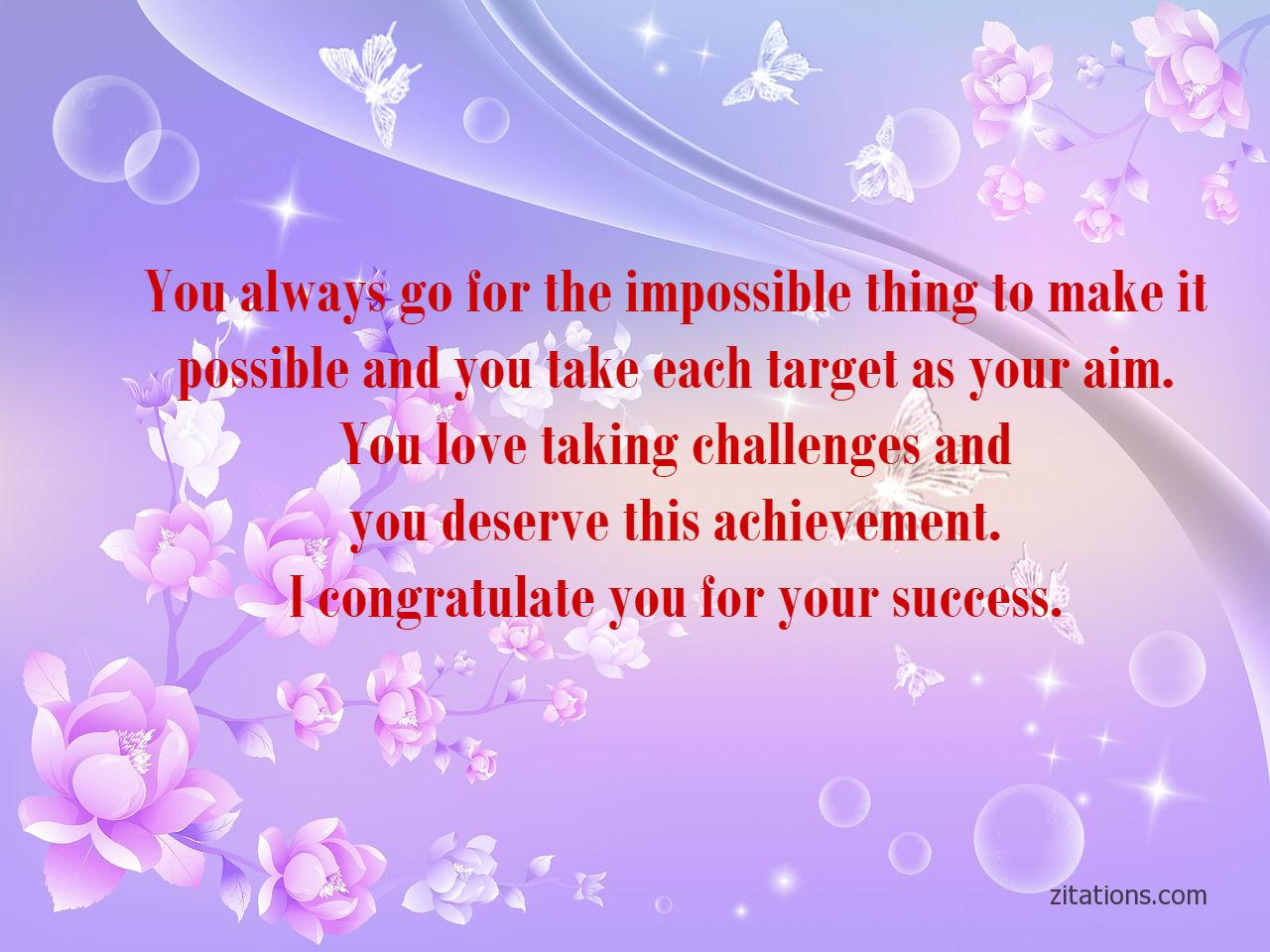 congratulation quotes on achievement - 9