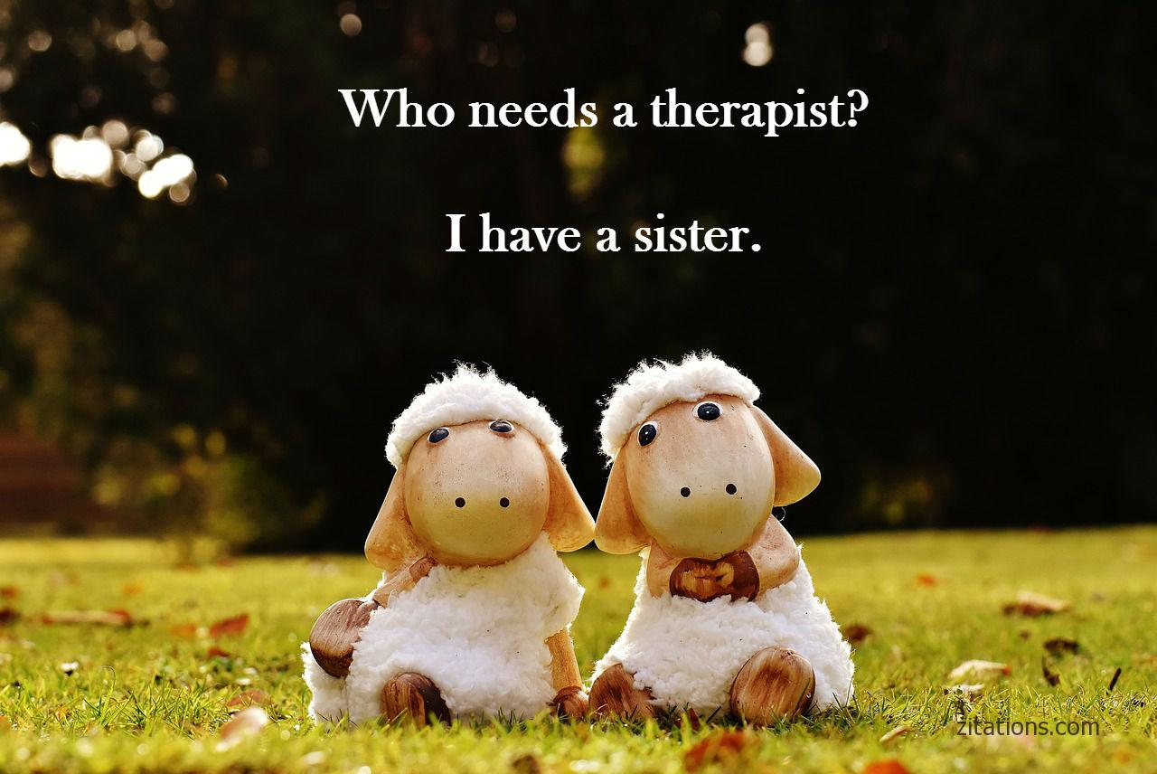 funny sister quotes 8