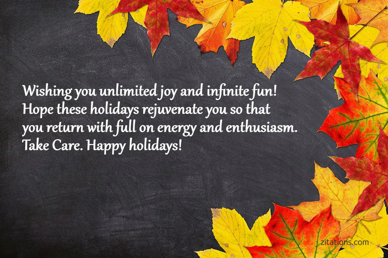 Happy Holiday Wishes And Quotes Picture Greetings To Make
