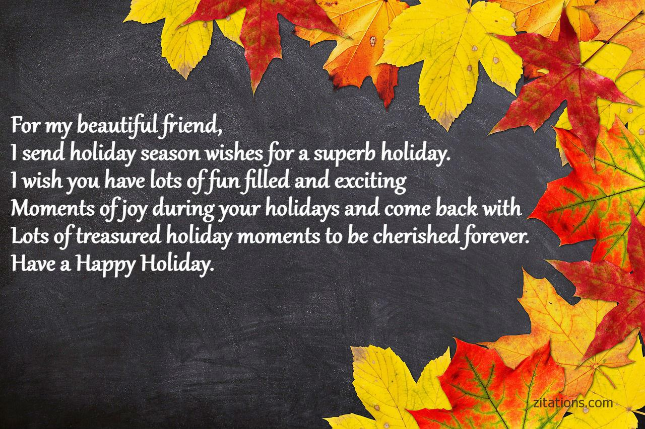 happy holiday wishes messages - 4