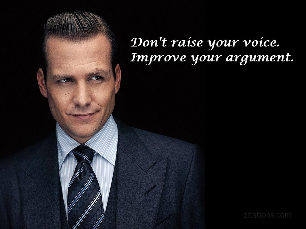Harvey Specter Quotes 1