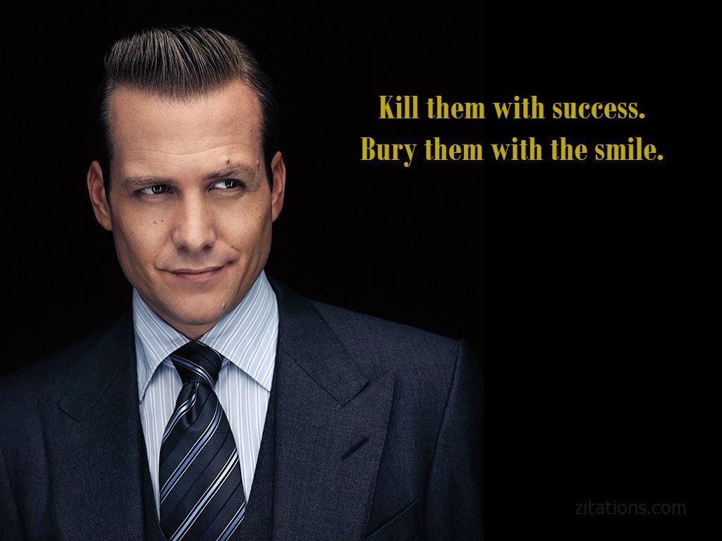 Harvey Specter Quotes 3