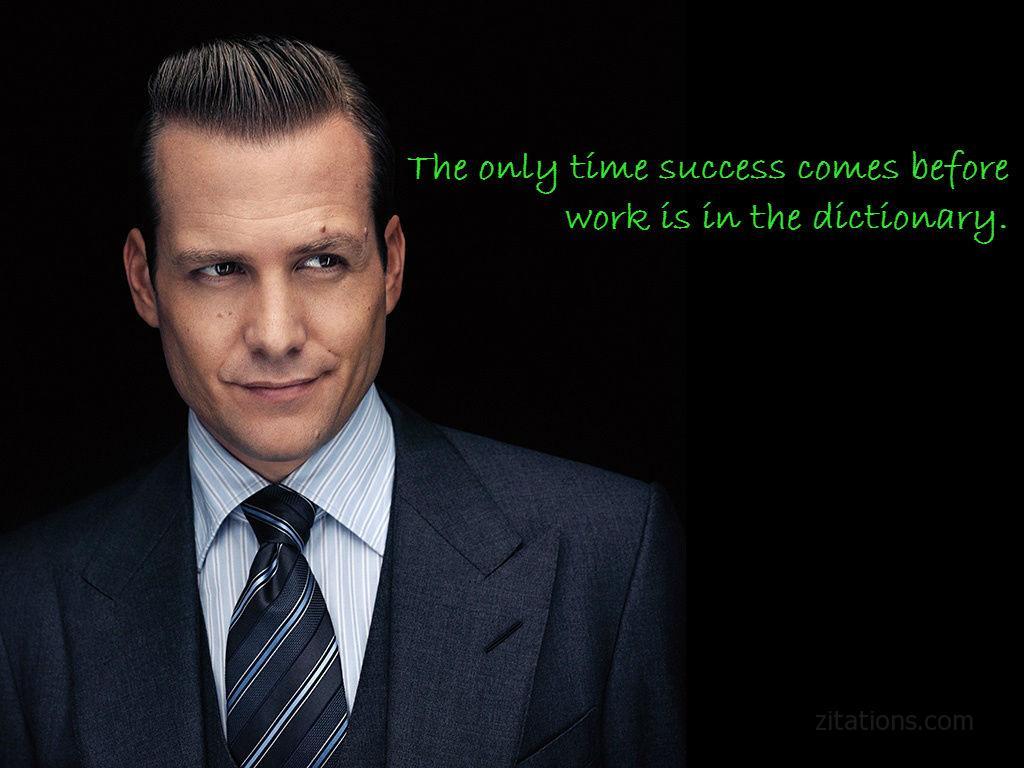 Harvey Specter Quotes 4