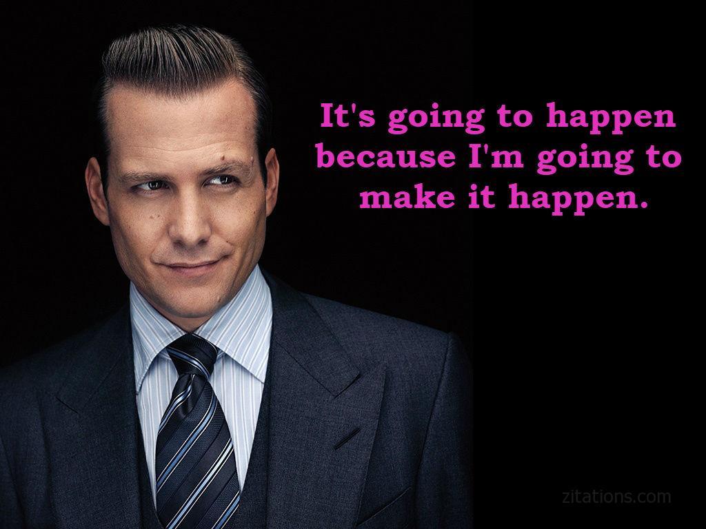 Harvey Specter Quotes 6