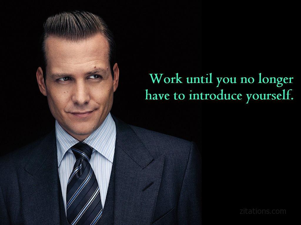 Harvey Specter Quotes 8