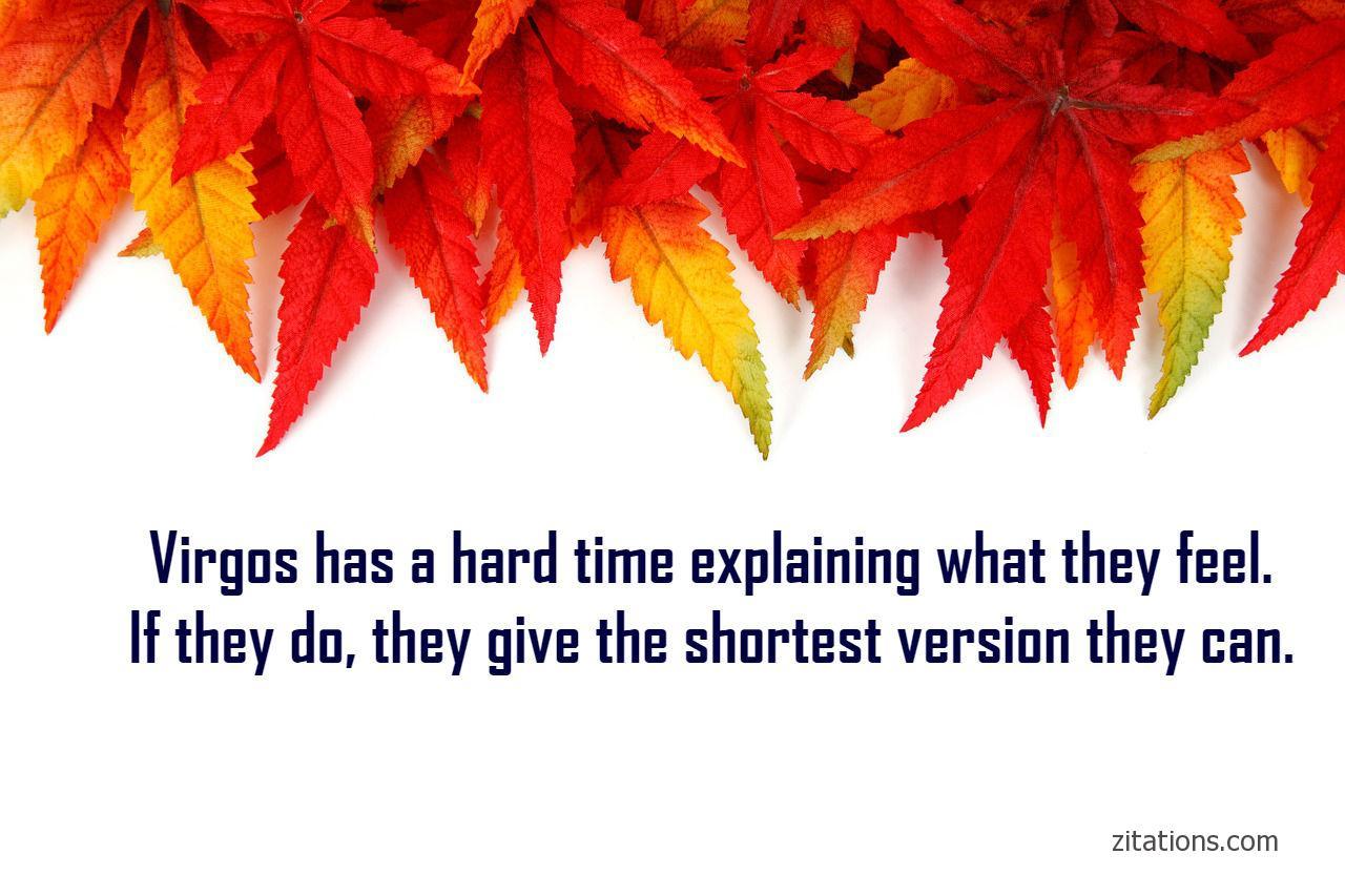 Virgo Quotes 10