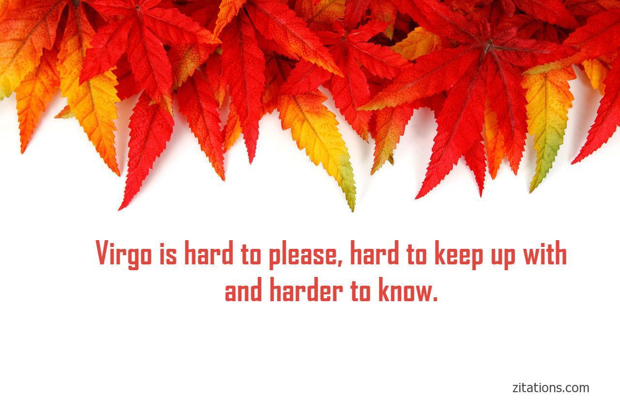 Virgo Quotes 12