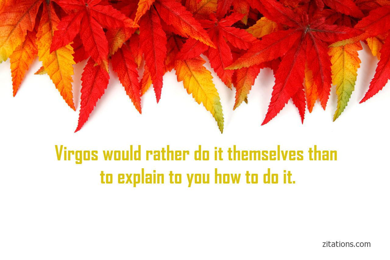 Virgo Quotes 5