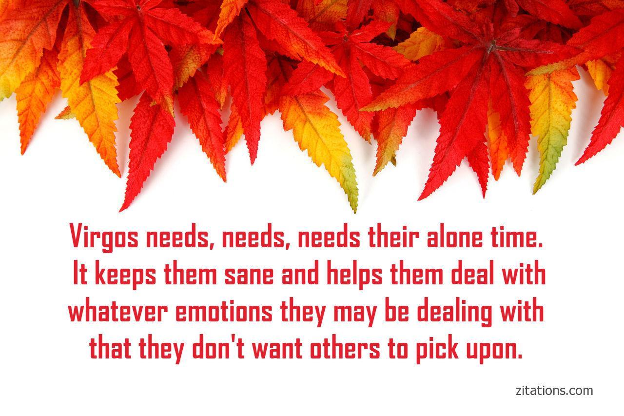 Virgo Quotes 6