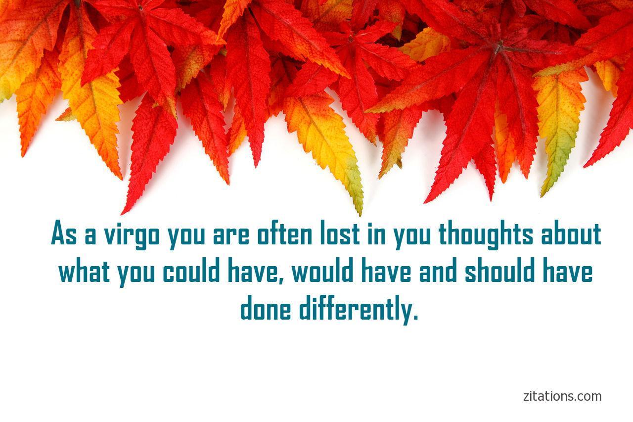 Virgo Quotes 7