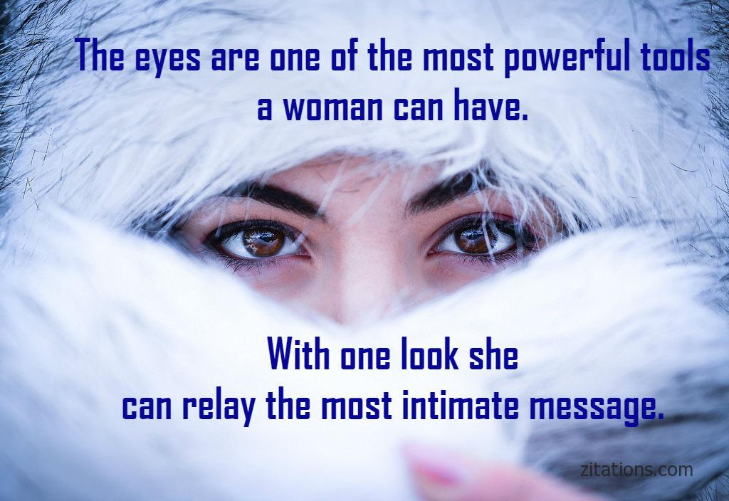 beautiful eye quotes for her 9