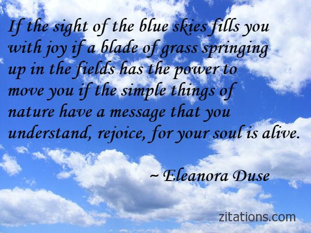 blue sky quotes 11