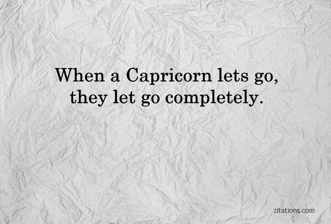 capricorn quotes 1