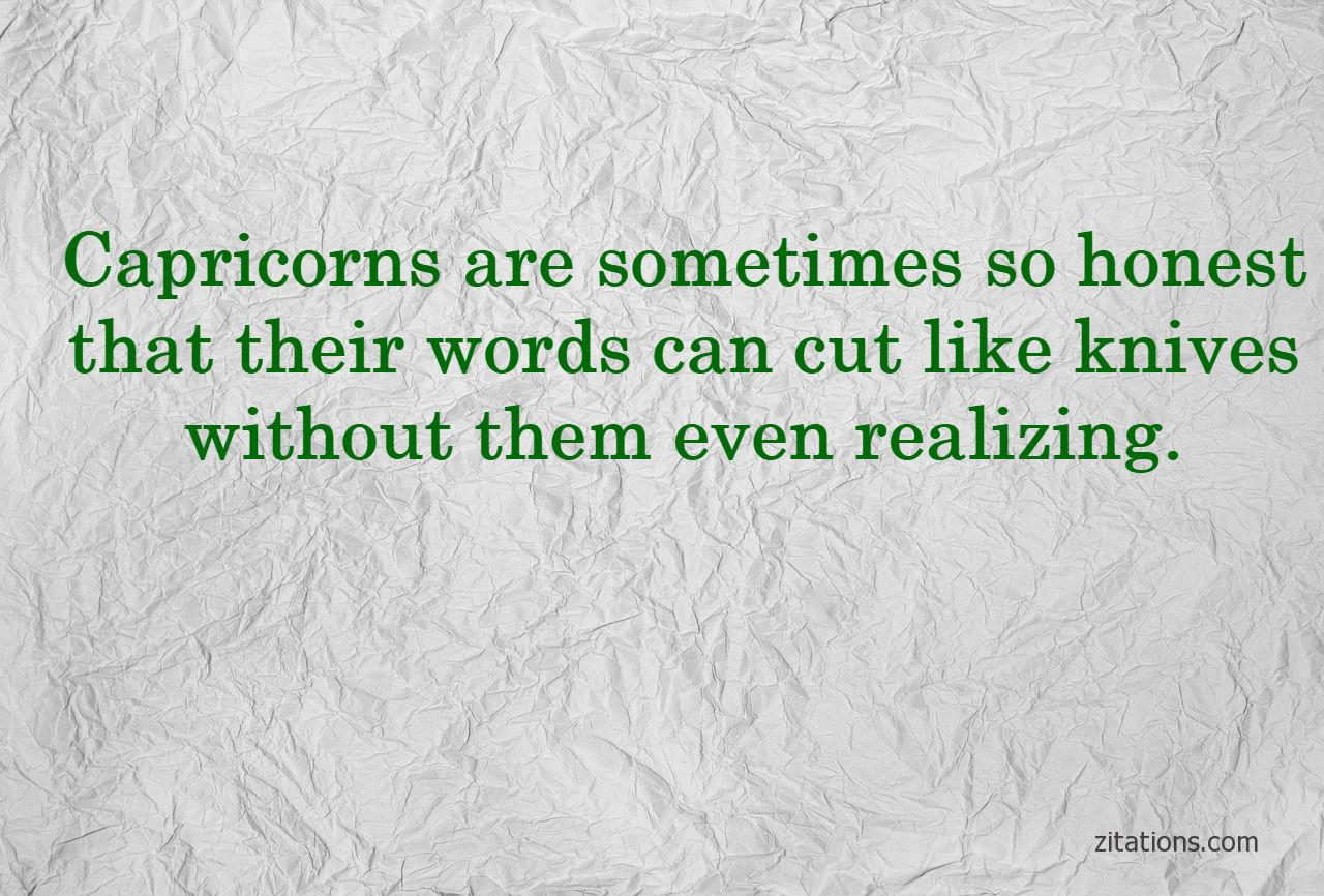 capricorn character quotes 5