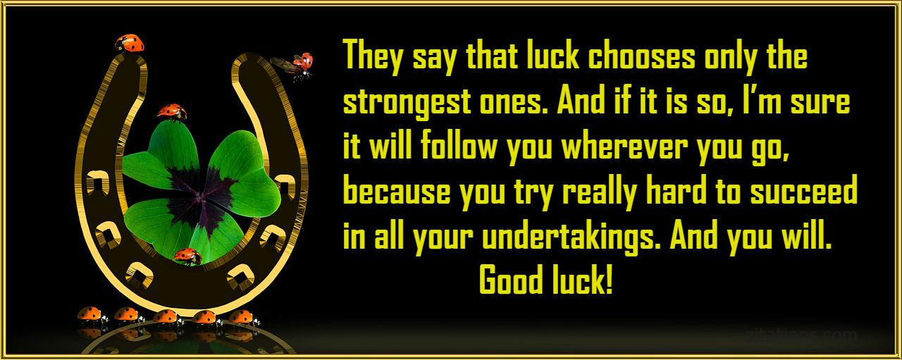 good luck quotes 3