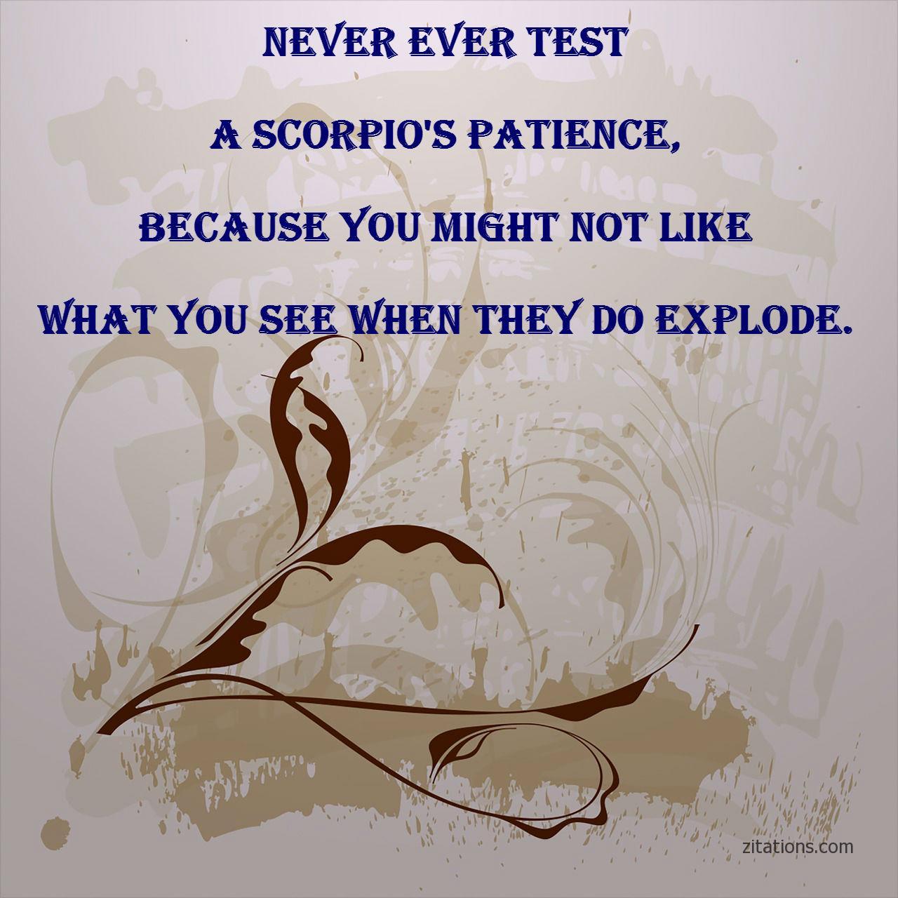 scorpio quotes 2