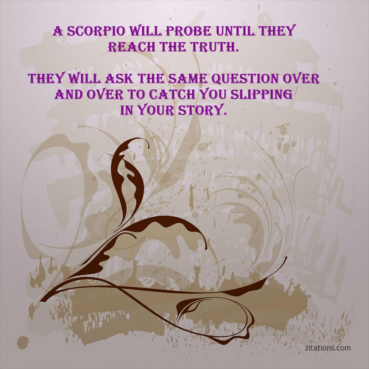 scorpio quotes 8
