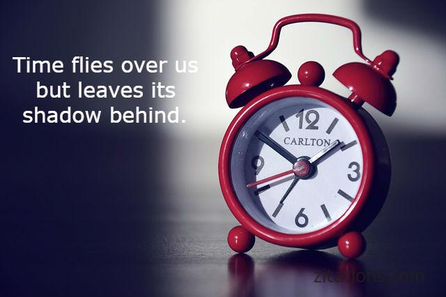 time flies quotes 1