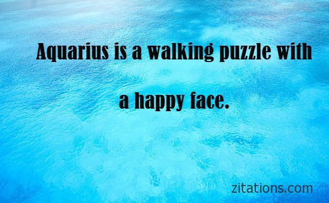 10 Best Aquarius Quotes - Zitations