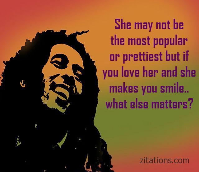 Bob Marley Love Quotes 5