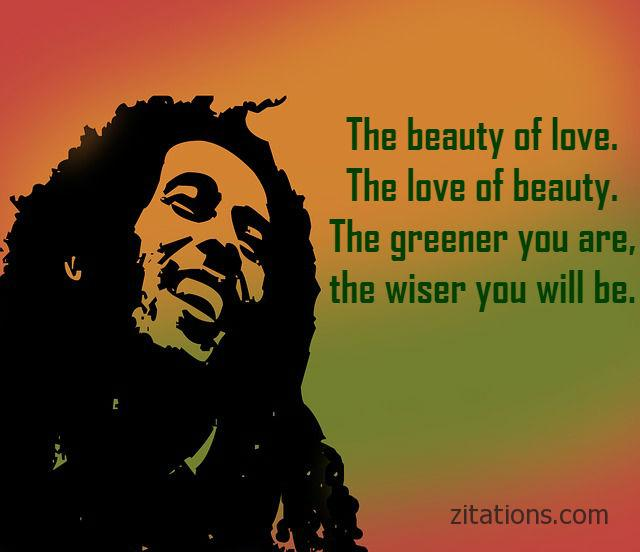 Bob Marley on Love 6