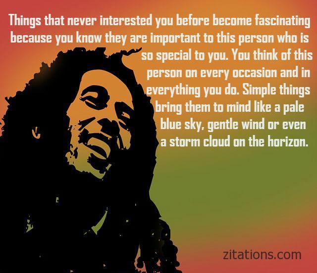Bob Marley Love Quotes 7