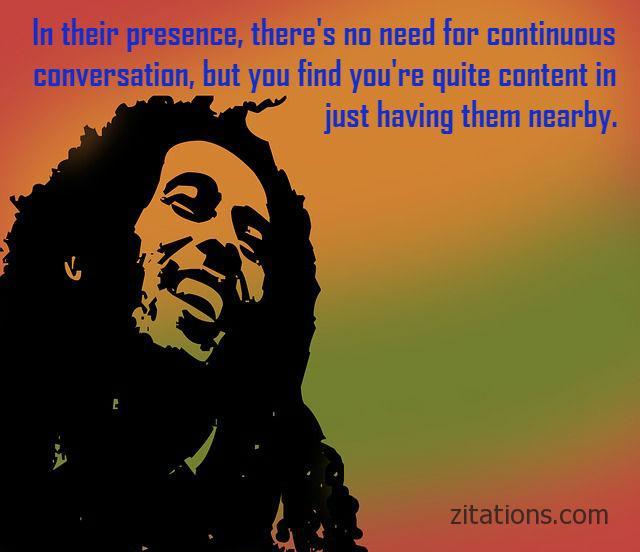 Bob Marley Love Quotes 9