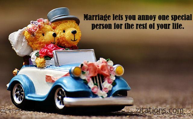 Funny Marriage Quotes 4