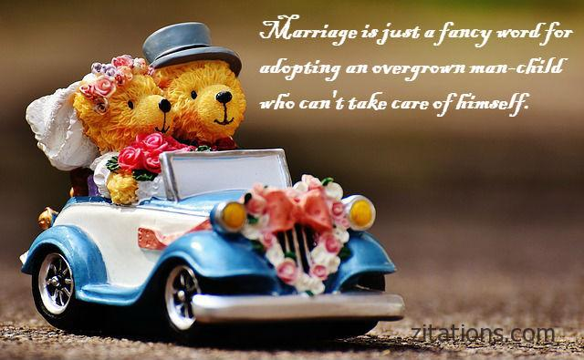 Funny Marriage Quotes 5