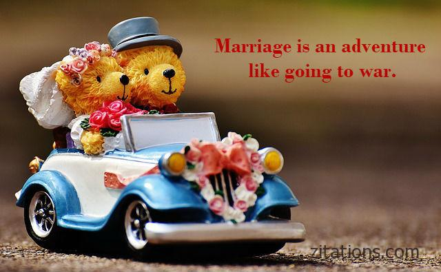 Funny Marriage Quotes 6
