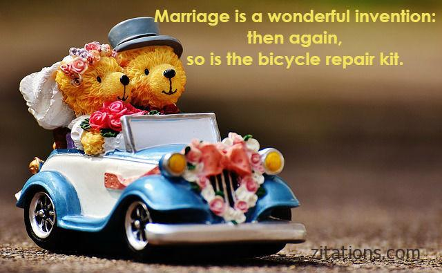 Funny Marriage Quotes 8